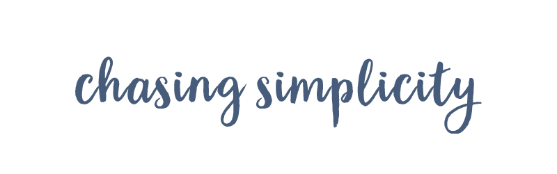 Chasing Simplicity Logo